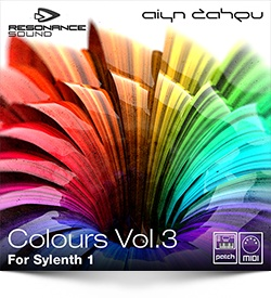 Aiyn Zahev Sounds Colours Vol. 3