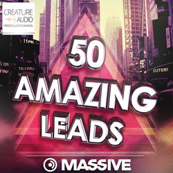 Creature Audio 50 Amazing Leads