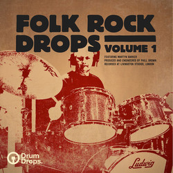 Drumdrops Folk Rock Drops Vol 1
