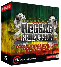 Future Loops Reggae Percussion