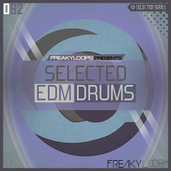Freaky Loops Selected EDM Drums
