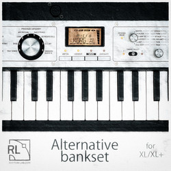 Rhythm Lab Alternative Bankset