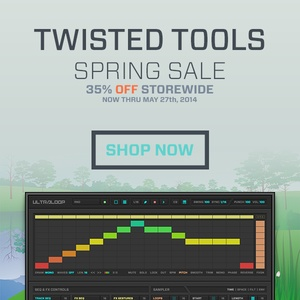Twisted Tools Spring Sale