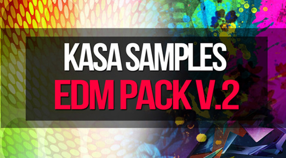 Kasa Samples: EDM Pack Vol 2
