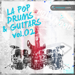 LA Pop Drum & Guitars Vol 2