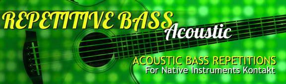 Repetitive Bass Volume Two: Acoustic