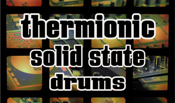 Goldbaby Thermionic Solid State Drums