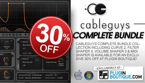 Cableguys Bundle 30% off