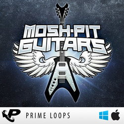 Prime Loops Mosh-Pit Guitars