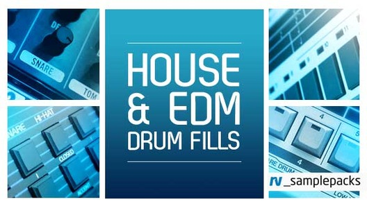rv_samplepacks House & EDM Drum Fills