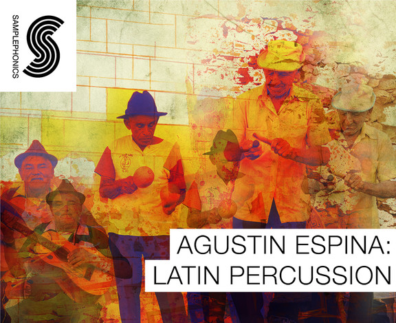 Agustin Espina: Latin Percussion