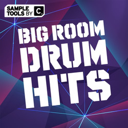 Sample Tools by Cr2 Big Room Drum Hits
