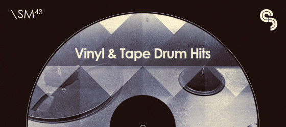 Sample Magic Vinyl & Tape Drum Hits
