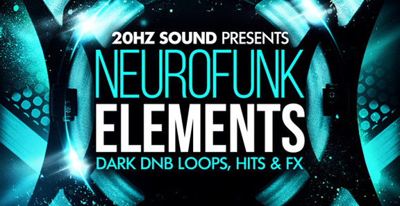 Sonic Mechanics Neurofunk Elements