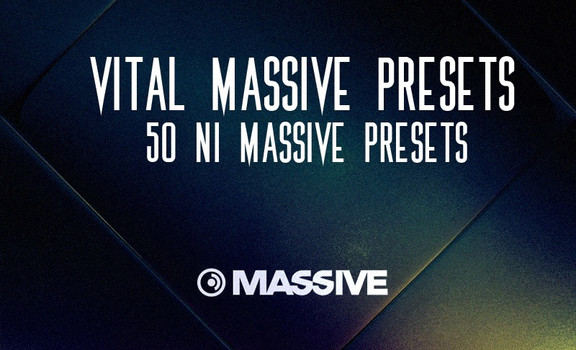 ADSR Sounds Vital Massive Presets