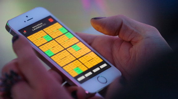 Novation LaunchPad App for iPhone