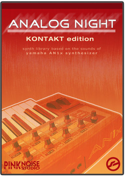 PinkNoise Studio Analog Night Kontakt Edition