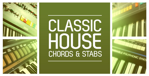 rv_samplepacks Classic House Chords & Stabs