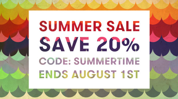 Sample Magic Summer Sale