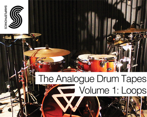The Analogue Drum Tapes: Vol 1