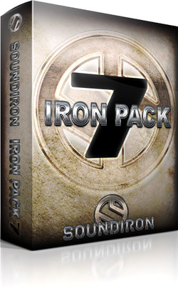 Soundiron Iron Pack #7