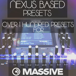 Creature Audio Nexus Based Presets for NI Massive