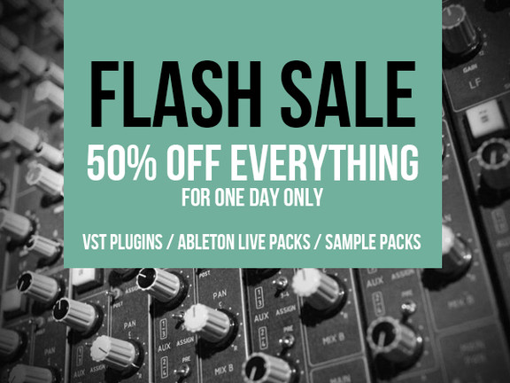Minimal System Flash Sale