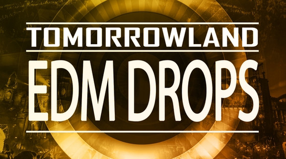 Mainroom Warehouse Tomorrowland EDM Drops
