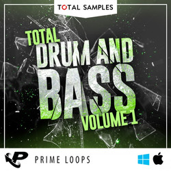 Prime Loops Total Drum & Bass Vol 1