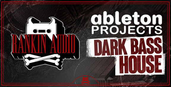 Ableton Projects Dark Bass House