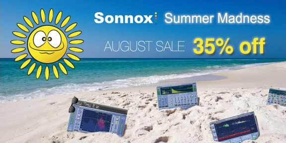Sonnox Summer Madness