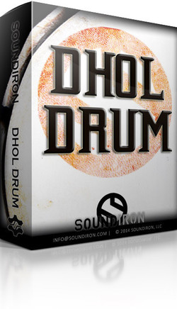 Soundiron Dhol Drum