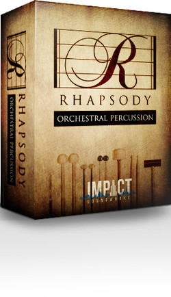 Impact Soundworks Rhapsody Orchestral Percussion