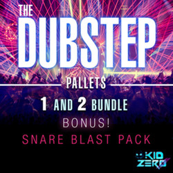 Kid Zero Dubstep Pallets Bundle