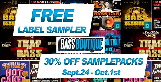 Bass Boutique Label Sampler 2