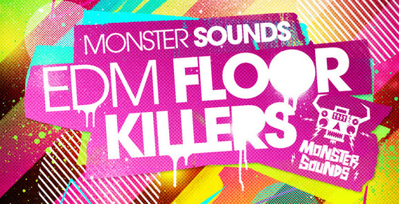 Monster Sounds EDM Floor Killers