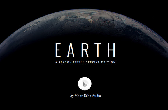 Moon Echo Audio Earth