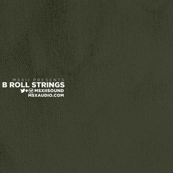 MSXII Sound Design B Roll Strings