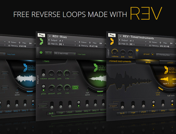 Output free REV loops