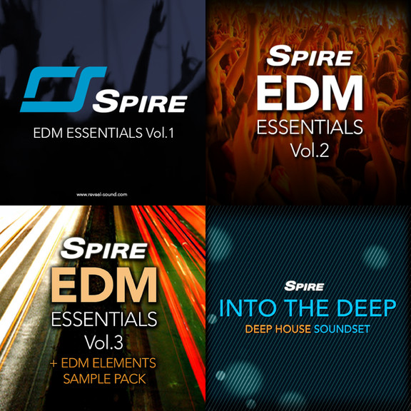 Reveal Sound EDM Bundle Vol.1
