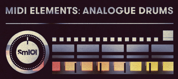 Sample Magic MIDI Elements: Analogue Drums
