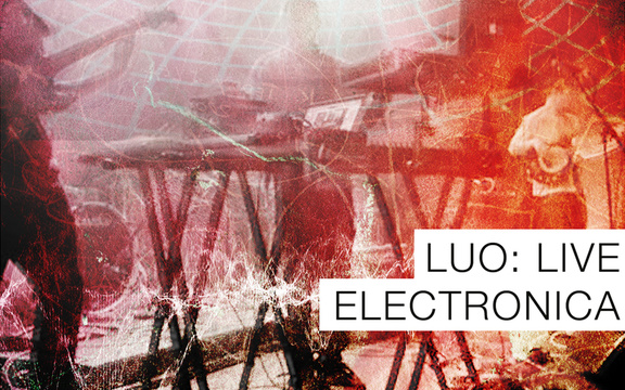 Samplephonics Luo: Live Electronica
