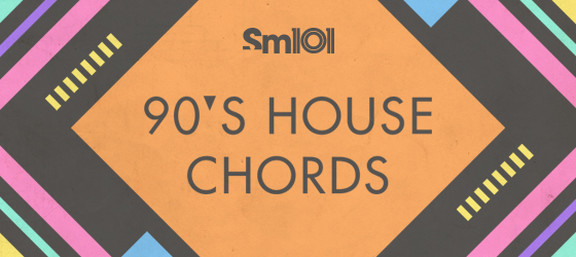 Sample Magic 90's House Chords