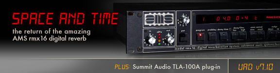 UAD v7.10 Software