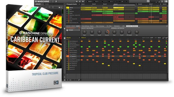 Native Instruments Caribbean Current