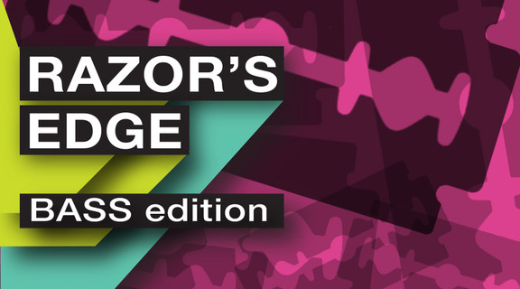 Audiozone Razor's Edge Bass Edition