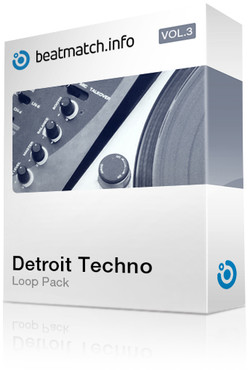 Beatmatch Detroit Techno: Loop Pack Vol.3
