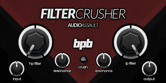 BPB / Audio Assault FilterCrusher