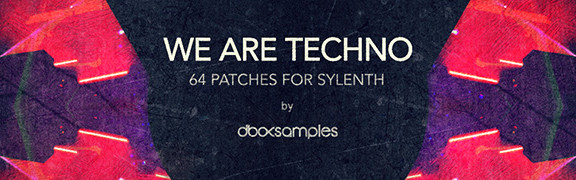 dboxSamples We Are Techno