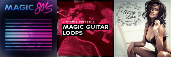 Diginoiz sample packs